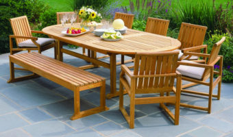 Quality Teak Outdoor Patio Furniture for Your Outdoor Living