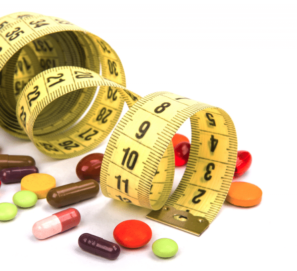 Weight loss thyroid condition